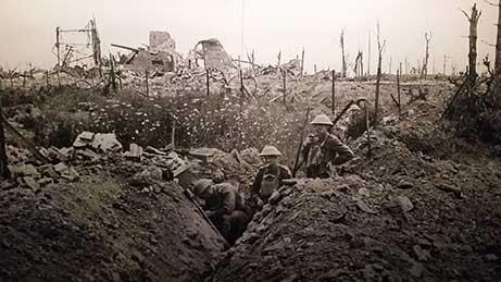 Andrea Benato prima guerra mondiale